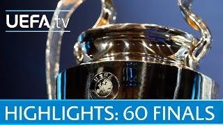 Highlights: All 59 European Cup finals