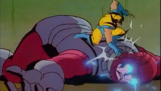 X-Men vs Centinelas Latino
