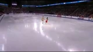 Mind blowing ice dance on bollywood song in America's got talent