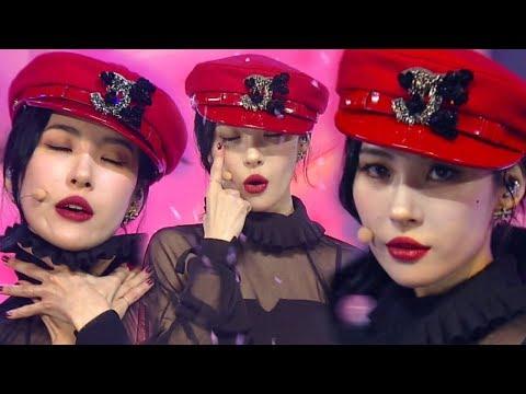 Xxx Mp4 《Comeback Special》 SUNMI 선미 Heroine 주인공 인기가요 Inkigayo 20180121 3gp Sex