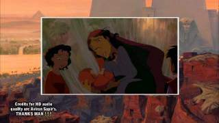 Prince of Egypt - Deliver Us (Hebrew HD)