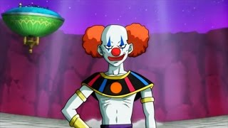 The Clown God of Destruction and All 12 Gods in Dragon Ball Super