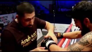Ararat Fight Roman Kalashyan(Armenia)VS Andrey Yalimov(Russia)