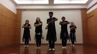 B.A.P WARRIOR COVER BY W@RRIOR-6 DANCE CREW