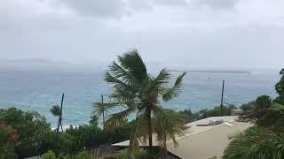 Irma heating up on St. John