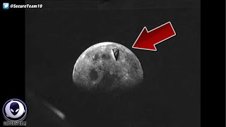Something BIG On The Moon In Newly Discovered Apollo 8 Photo! 5/8/16