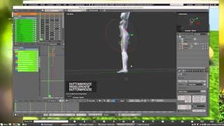 Soiree blender faire une animation debutant avec Avastar