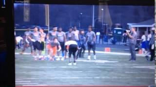 Flynn Nagel Nike 1 on 1's