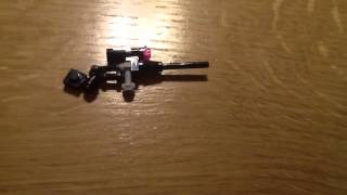 How to make a Lego sniper rifle