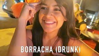 DRUNK VALENTINA!