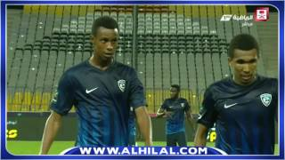 ملخص مباراة الهلال والمريخ السوداني 1-1 - البطولة العربية الجولة الأولى