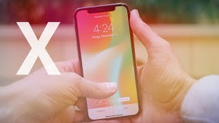 iPhone X: New Dynamic & Live Wallpapers!