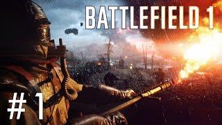 Battlefield 1 #1 - Frontline Combat