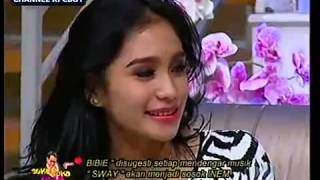 Bibie Julius Dihipnotis jadi Inem Pelayan & Babysitter @Suka Suka Uya 10 03 2014 Part 1