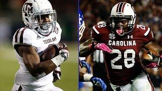 South Carolina Vs Texas A&M FULL College Football GAME 2014 HD