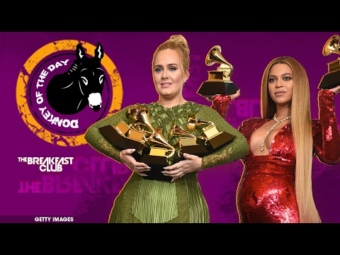 Beyonce Snubbed By Grammy Voting Committee Donkey of the Day