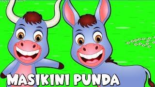Nyimbo za Watoto - MASIKINI PUNDA - Poor Donkey Song for Children in Swahili