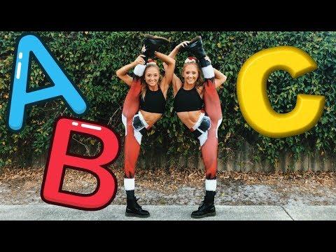 Xxx Mp4 ABC GYMNASTICS Challenge The Rybka Twins 3gp Sex