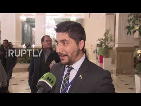 Kazakhstan: Opposition will return to arms if peace talks fail - Free Syrian Army spokesperson