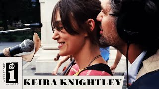 "Keira Knightley | ""Lost Stars"" (Begin Again Soundtrack) (2015 Oscar Nominee) 