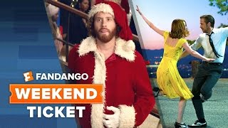 Office Christmas Party, La La Land, Jackie   Weekend Ticket