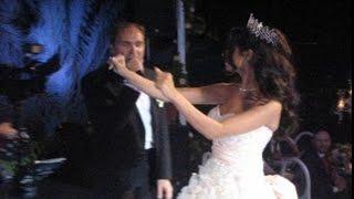 زفاف نادين نجيم