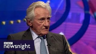 Lord Heseltine on Brexit Day: