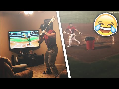 Baseball videos to watch before bed 🛏️😴😂