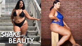 Plus Size Diva: 'I Am A Masterpiece' | SHAKE MY BEAUTY
