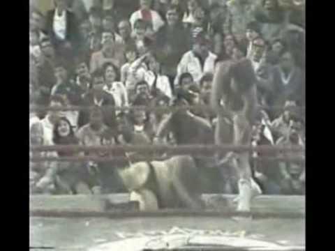 Mister Argentina X Aquiles Luta dos Gigantes do Ringue PARTE 2