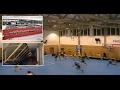 Roof Falling During Floorball Game // Pád Střechy Během Florbalového Utkání // 14.01.2017