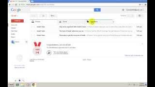 How To Send a Mail using Gmail (কি ভাবে একটি মেইল পাঠাবেন জিমেইল ব্যবহার করে )