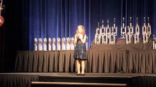 Over The Rainbow - Leah Gliddon CMTC Awards Ceremony