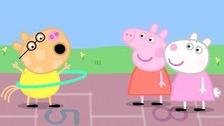 Peppa Pig en Español - ¡Diversión en el aula! 2 - Dibujos Animados