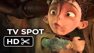 The Boxtrolls TV SPOT - Friendly Monsters (2014) - Stop-Motion Animation Movie HD