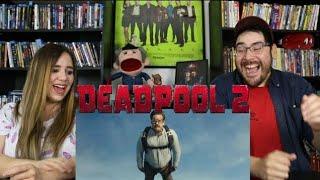 Deadpool 2 - Official Final Trailer Reaction / Review