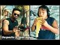 Luis Fonsi - Despacito ft. Daddy Yankee (Version Zampoña ...