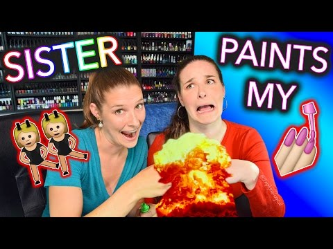 Xxx Mp4 My Sister Paints My Nails GONE WRONG 3gp Sex