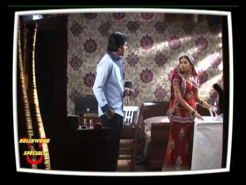 Jagya gets romantic with wife In TV Serial ''Balika Vadhu''