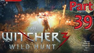 The Witcher 3 Full Gameplay in 60fps Part 39: Following Keira Into a Cavern (Let's Play PC)