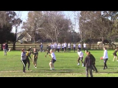 MARC 2015: AAQ vs UNC - Pool Play