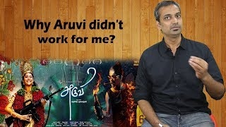 Why Aruvi movie didn't work for me? - Harshavardhan