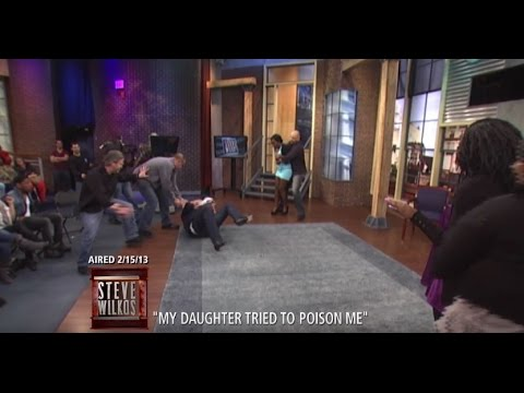 Xxx Mp4 Most Talked About Steve Wilkos Show Moment The Steve Wilkos Show 3gp Sex