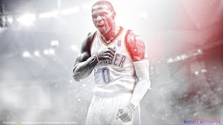 Russel Westbrook 2016-17 Mix