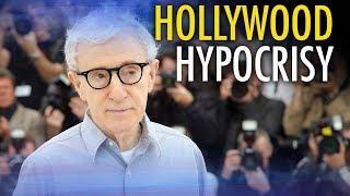 """Hollywood hypocrites expel Weinstein but not """"predator"""" Woody Allen"""