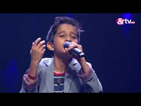 Xxx Mp4 Vishwaprasad Liveshows Episode 15 September 10 2016 The Voice India Kids 3gp Sex