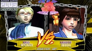 War of the Rumble Roses Match Up - Makoto Aihara vs Miss Spencer (RR)