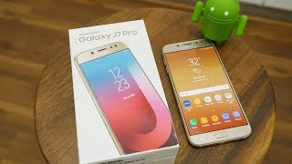 Samsung Galaxy J7 Pro Unboxing & Overview - Pricing Justified? 🤔