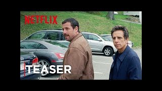 The Meyerowitz Stories (New and Selected) | Teaser [HD] | Netflix