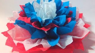 How To Make a 4th of July Table Centerpiece - DIY Crafts Tutorial - Guidecentral
